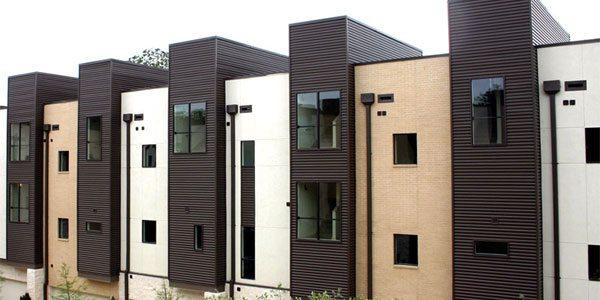 siding for multi family homes